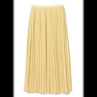 Demi-Luxe BEAMS AURALEE / ウールポリエステル シアースカート