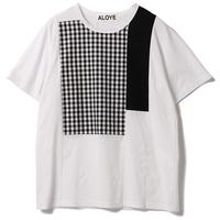 BEAMS/半袖カットソー ALOYE Shirt Fabrick Tee 20SS2 メンズ