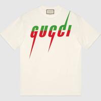 GUCCI ブレード プリント Tシャツ