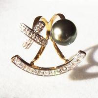"""W""besmile winked diamond ring"