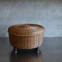 古道具部 竹の飯ひつ