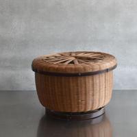 古道具部 竹の飯櫃