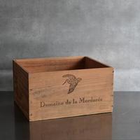 古道具部 ワイン木箱 鳥