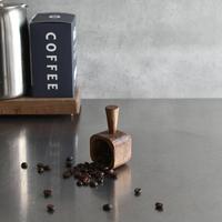 木彫りのコーヒースプーン 11月再入荷予定