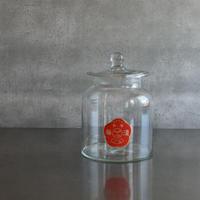 古道具部 ガラスの梅漬瓶