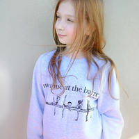 [Ballet Papier]KIDS PULLOVER AT THE BARRE