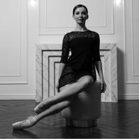 [予約商品・Ballet Maniacs] Small black dress by Evgenia Obraztsova