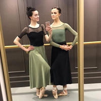 [予約商品・Ballet Maniacs] Tunique-skirt Maxi by Kristina Kretova