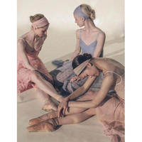 [Just A Corpse] GRÈS – Ballerina draped headband in New Colours