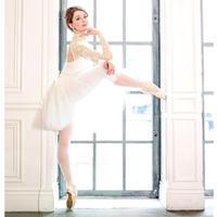 [Ballet Maniacs] Ready to Wear! Tutu Degas by Evgenia Obraztsova Champagne