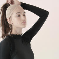 [Just A Corpse]  Ballerina draped headband