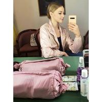 [Ballet Maniacs] Cosmetic bag Bonbon by Evgenia Obraztsova Pearly Rose