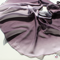 [予約販売・Ballet Maniacs] Wrap Skirt 'Lilac Gradient'