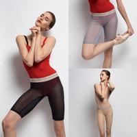 [予約商品・Zidans] Translucent Ziphirus velo leggings