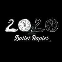 [Ballet Papier・予約商品]2020年度版バレエパピエジャパン数量限定オリジナルカレンダー