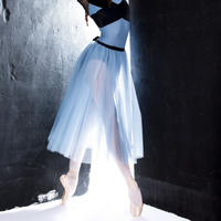 [Ballet Maniacs] Tulle-skirt Maxi(10色)