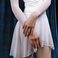 [Ballet Maniacs] Wrap Skirt 'Snowflake'