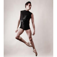 [Ballet Maniacs] Unitard Balletman Black by Igor Kolb