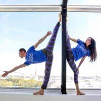 [Ballet Maniacs] T-shirt Ballet Maniac in mirror for boys & girls by Igor Kolb