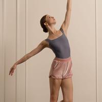 [予約商品・Ballet Maniacs] Shorts Bonbon by Evgenia Obraztsova Dusty Rose