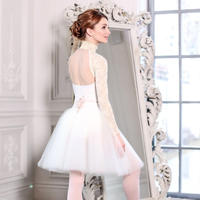 [Ballet Maniacs・Ready to Wear] Tutu Degas by Evgenia Obraztsova Champagne