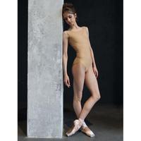 "[Ballet Maniacs] Leotard Papillion ""GSB-Nude"""