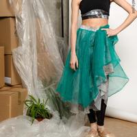 [Zidans・Ready to Wear] Safety netting tutu skirt