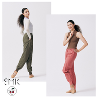 "[S M K] NEW COLOUR UNISEX TRASHPANTS ""シャカパン"" (PT01_TAM)"
