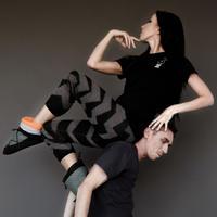 [Ballet Maniacs] Transformer booties Teal by Igor Kolb
