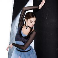 [Ballet Maniacs] Leotard Wilis 'Thunder'