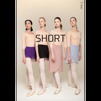 [予約商品・Zidans] Wrap skirt ・S丈