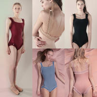 [Just A Corpse]  ELEANOR – leotard with straps 181LE30VL