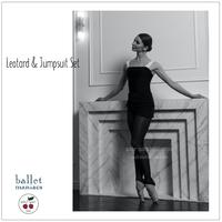 [予約販売のみ特別価格セット・Ballet Maniacs] Leotard & Jumpsuit Set by Evgenia Obraztsova