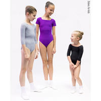 [Zidans] 2 Sleeves leotard for Kids