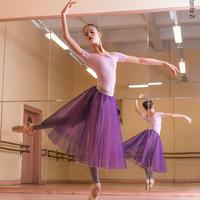 [Zidans] Colour rehearsal tulle skirt