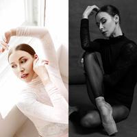 [Ballet Maniacs] Turtleneck by Kristina Kretova
