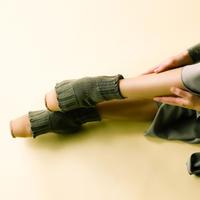 [予約販売・Ballet Maniacs] Toeless socks by Kristina Kretova