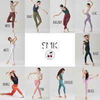 [S M K] Modal® LEGGINGS 10 colours! (STK01)