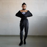 [MALDIRE] Velvet Warmup Suit
