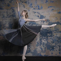 [Zidans] Basic rehearsal tulle skirt