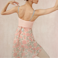 "[Ballet Maniacs] Wrap Skirt ""Rose"""