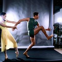 [Ballet Maniacs] Unitard Olive by Igor Kolb