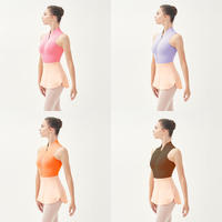[S M K] ZIPPERED LEOTARD New Colours! (LEO05_ZIP)
