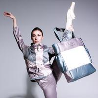 [Ballet Maniacs] BigBag Tricolor by Kristina Kretova