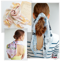 [Ballet Maniacs] Shawl with print x 3 prints