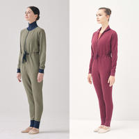 [S M K] ORGANIC COTTON JUMPSUITS (JP01)