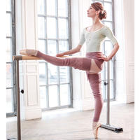 [Ballet Maniacs] Leg warmers by Evgenia Obraztsova Dusty Lilac