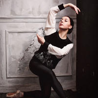 [Ballet Maniacs] Nijinsky Sweatshirt Les Sylphides