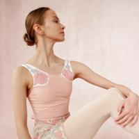 [Ballet Maniacs] Rose leotard