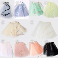 [Ballet Maniacs] Tulle-skirt Mini(10色)